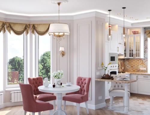 Дизайн-проект дома п.Куликовка